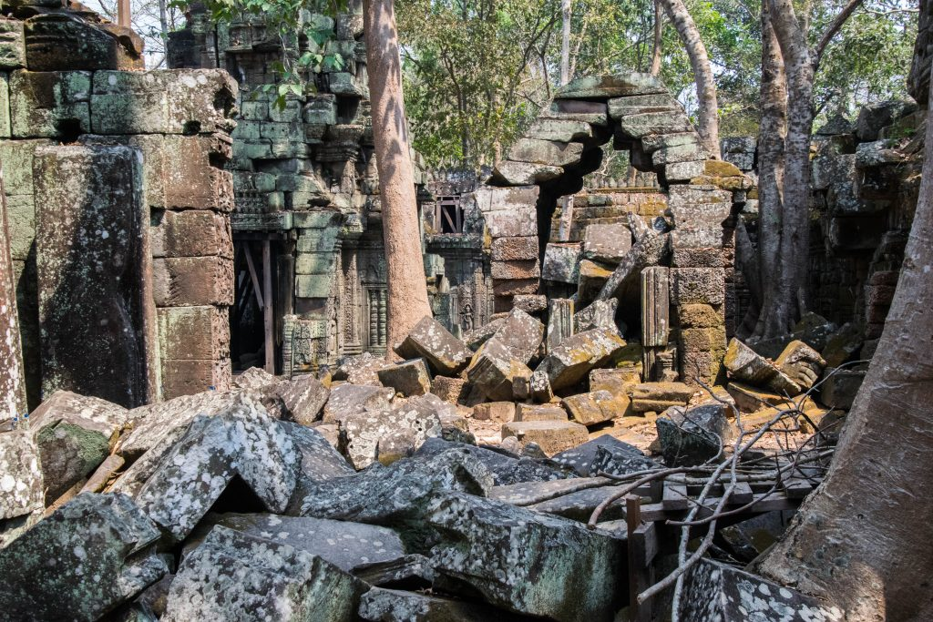 Temples d'Angkor – Jour 1