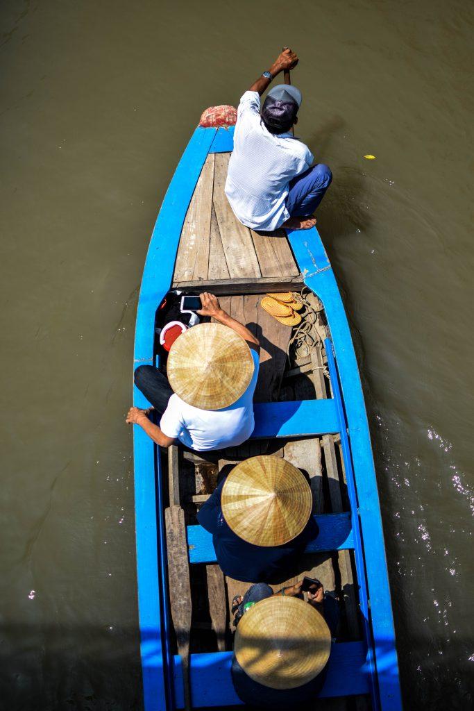 My Tho et le delta du Mekong