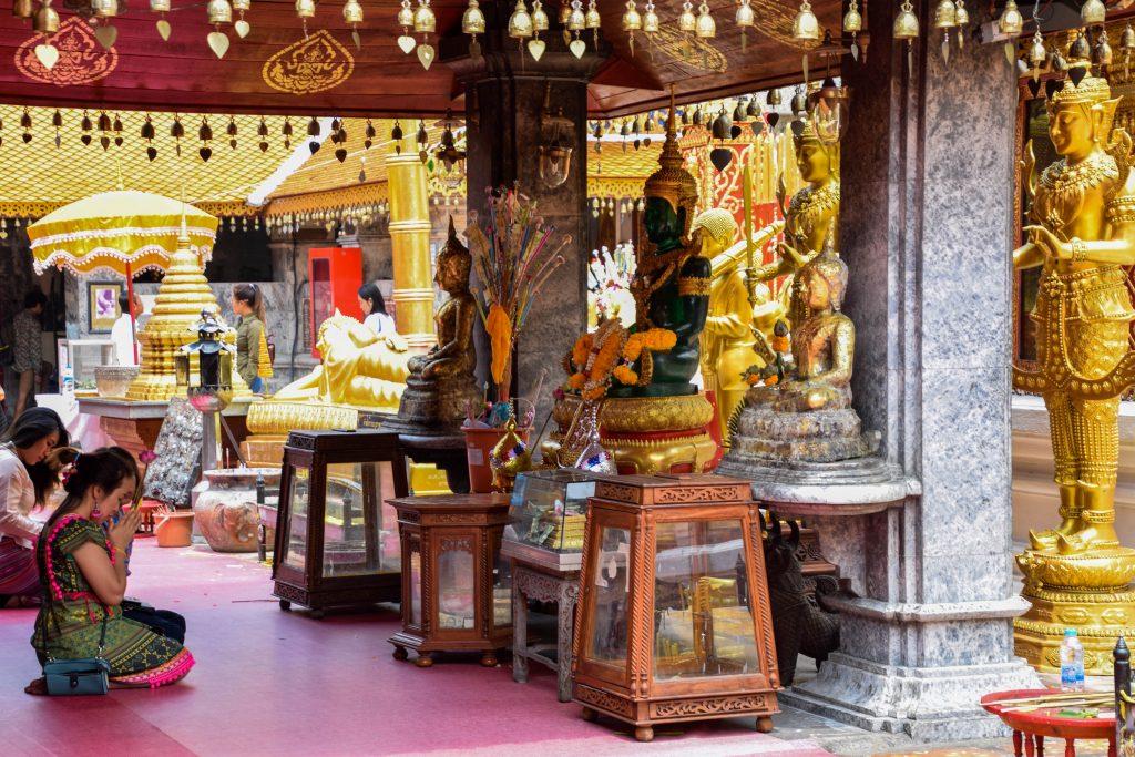 Chiang Mai, la capitale culturelle du Nord de la Thaïlande