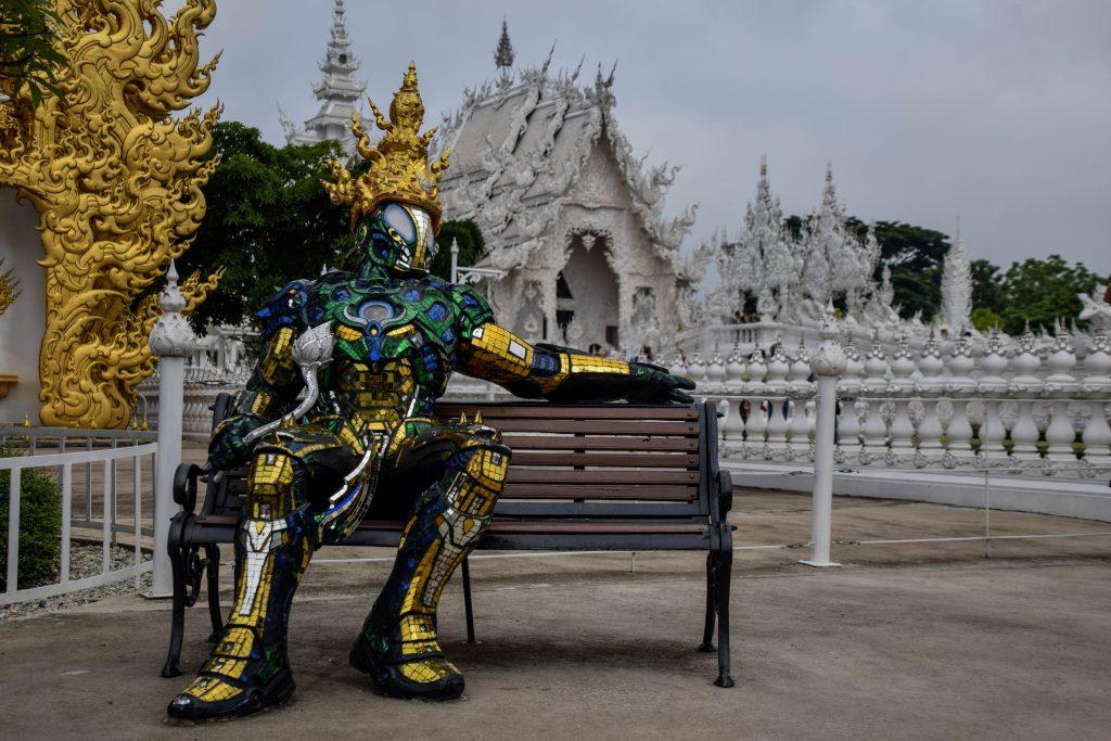 Chiang Rai et ses temples atypiques