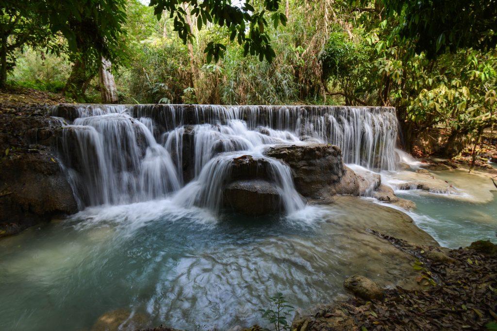 Luang Prabang, la ville et ses cascades