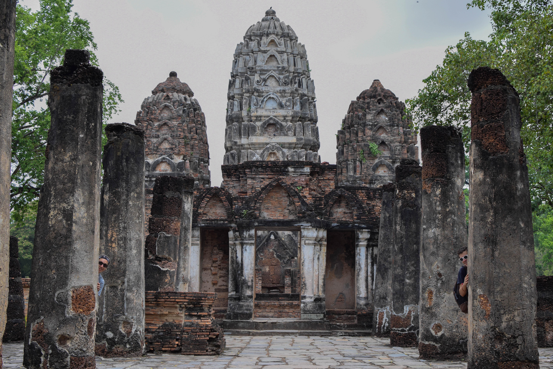 Sukhothai et son site historique