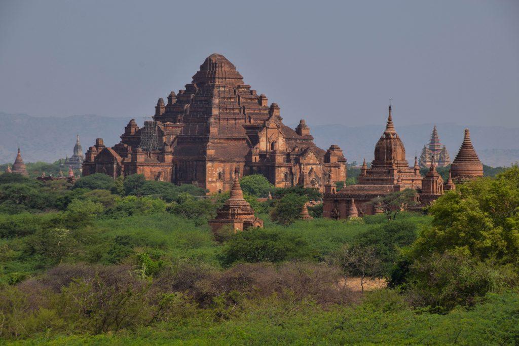 Bagan et ses milliers de temples