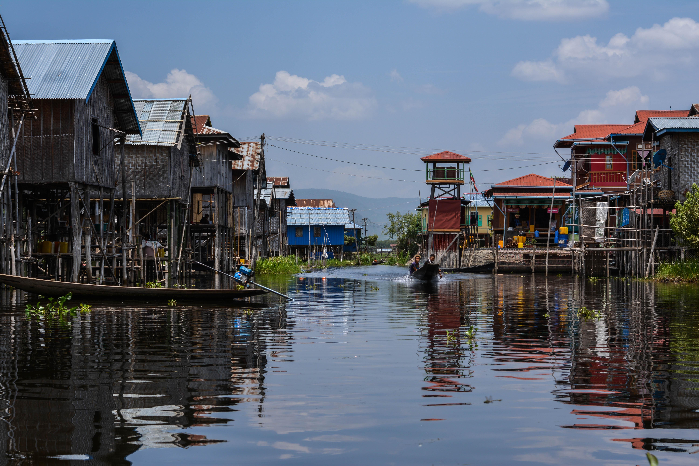 Kyaung Shwe et le Lac Inle