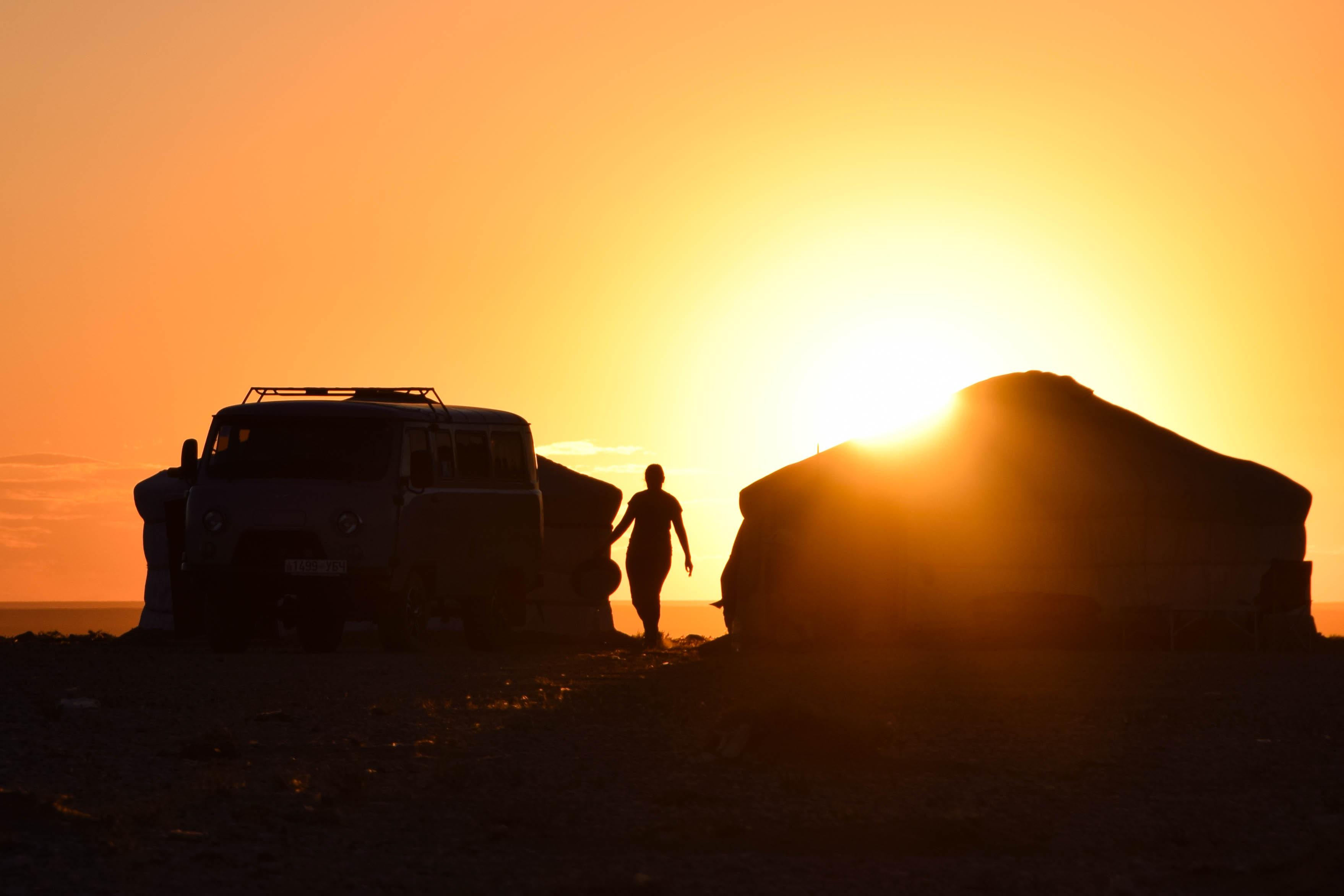 Notre trek en Mongolie – Le Désert de Gobi